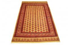 Ręcznie tkany dywan Afganistan ekskluzywny Afgan Fein 200x300cm tkany na wełnie