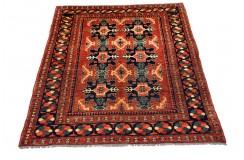 Dywan Kazak SUPER gęsto tkany piękny 100% wełna ręcznie tkany z Pakistanu ekskluzywny ok 180x250cm