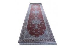Królewski gęsto tkany 1 440 000 pęczków dywan Savin Carpets Paliz pałacowy chodnik 100x400cm made In Iran