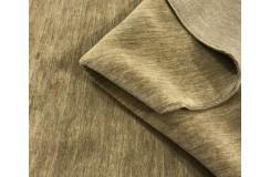 Gładki 100% wełniany dywan Gabbeh Handloom brązowy 160x230cm bez wzorów