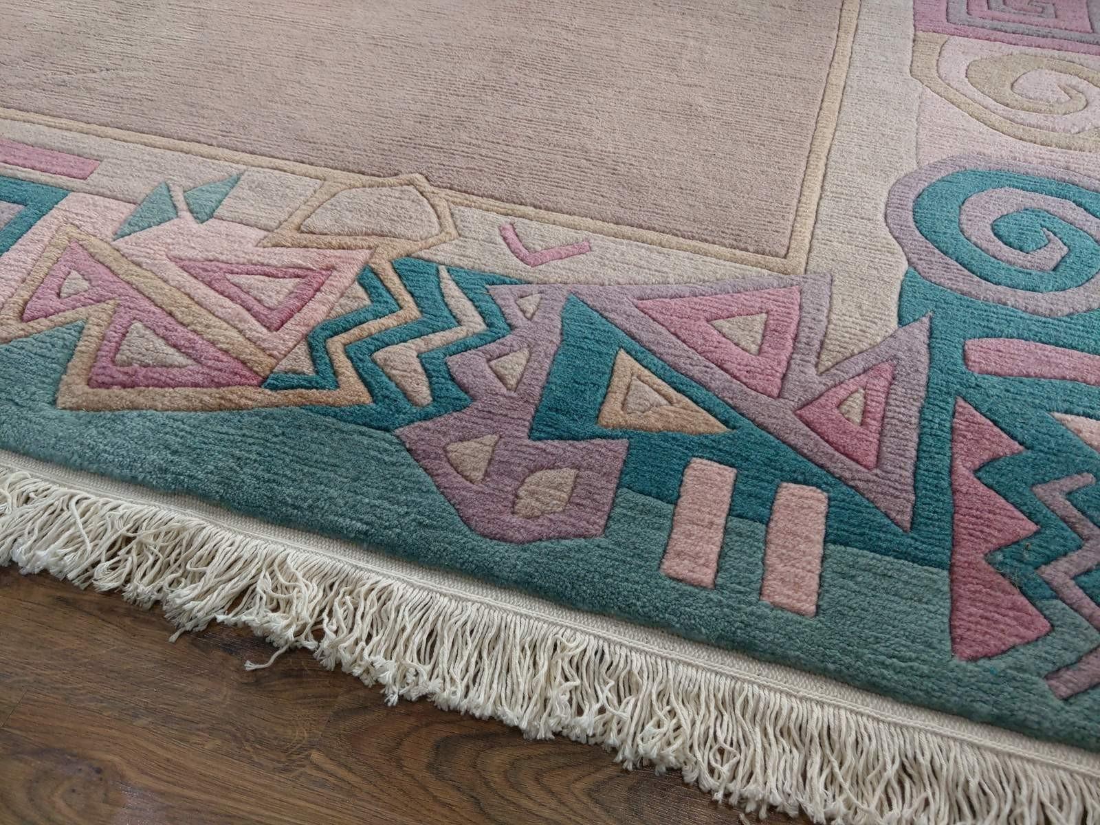Dywan pastelowe kolory jak nowy komfort 190x290cm Galeria