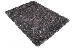 Naturalny ywan skórzany shaggy loft design 100% skóra 130x190cm