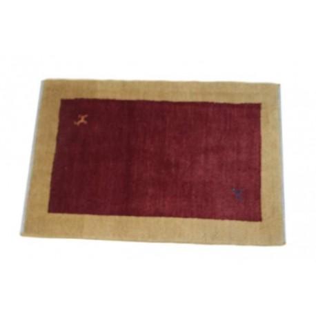 Elegancki, gustowny dywan 2cm GRUBY ręcznie tkany WEŁNA 100% - Perski Gabbeh