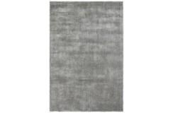 Stonowany szary lśniący jedwabny dywan Obsession BREEZE OF OBSESSION 150 SILVER 200x250cm