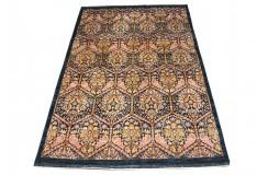 Dywan Ziegler Ariana Klassik kolorowy 100% wełna kamienowana ręcznie tkany 200x300cm