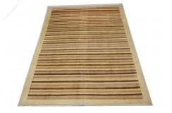 Dywan Ziegler Gabbeh 100% wełna kamienowana ręcznie tkany luksusowy 200x300cm klasyczny beżowy