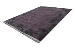 Salonowy nowoczesny dywan ręcznie tkany 300X400cm oryginalny Nepal Tibet wrzosowy