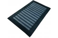 Kolorowy nowoczesny dywan indyjski Gabbeh 100% wełna 120x180cm w pasy