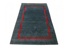 Kolorowy nowoczesny dywan indyjski Gabbeh 100% wełna 120x180cm tradycyjny
