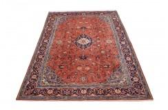 Tradycyjny piękny dywan Saruk z Iranu 217x326cm 100% wełna oryginalny ręcznie tkany perski