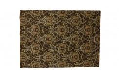 Dywan Persian 100% wełniany 250x350cm z Indii brązowy gruby