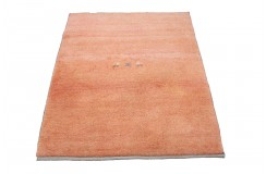 Etniczny dywan ręcznie tkany perski Kaszkaj Gabbeh Iran 100% wełna gruby 115x142cm