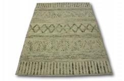 Wełniany przeplatany dywan w warkocze Brinker Carpets Imperial 07 wart 4 100 zł 170x230cm niezwykły INNY 3D