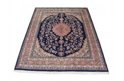Ciemny klasyczny dywan Tabriz z Indii 250x300cm 100% wełna (Indo-Tabriz) perski wzór