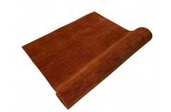 Gładki 100% wełniany dywan Gabbeh Handloom ceglasty - terakota różne wymiary