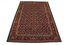 Tradycyjny piękny dywan Saruk z Iranu 140x200cm 100% wełna gęsty ręcznie tkany perski luksusowy unikat