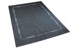 Designerski naturalny dywan 100% sizal sznurkowy płasko tkany 120x180cm TANIO