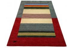 Kolorowy 100% wełniany dywan Gabbeh Handloom 170x240cm