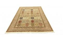 Ręcznie tkany ekskluzywny dywan Mud ok  200x300cm piękny oryginalny gęsty pers