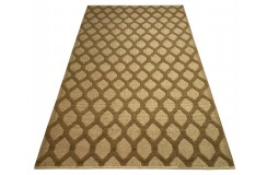 Naturalny przyjazny środowisku dywan z juty 155x245cm wytrzymały 100% juta