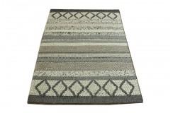 Luksusowy dywan Brinker Carpets 170x230cm 100% wełna owcza filcowana zaplatany