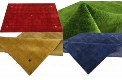 Dywany gabbeh handloom różne kolory i rozmiary, Indie