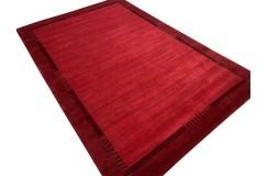 Dywan Luxor Living Nepal premium 100% WEŁNA 250x350cm czerwony