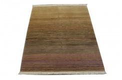 Unikat dywan Nepal Tybet Exclusive 100% WEŁNA 140x200cm kolorowy wart 6 240zł