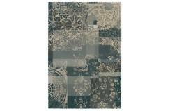 Niezwykły dywan Brink & Campman Fusion balance 55205 140x200cm 100% wełna nowozelandzka nowoczesny