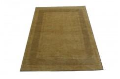 Etniczny dywan ręcznie tkany perski Fars Kaszkaj Gabbeh Loribaft Iran 100% wełna gruby 165x243cm koniec XXw