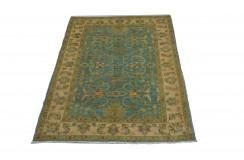 Pastelowy luksusowy dywan Ziegler oryginał piękny ręcznie tkany dywan 120x180cm