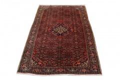 100% wełniany luksusowy dywan Bidjar (Bidżar) Herati z Iranu 100% wełna 120x180cm