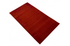 Dywan Luxor Living Nepal premium 100% WEŁNA 90x160cm czerwony