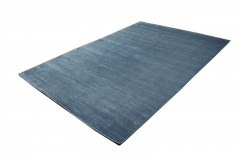Dywan Brinker Carpets Feel Good Festival Sensation Blue 200x290cm połysk, 100% wiskoza