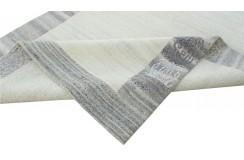 100% welniany ręcznie tkany dywan Nepal Tybet 160x230cm nowoczesny do salonu