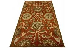 Designerski nowoczesny dywan wełniany Vintage Oramets 155x245cm Indie 2cm gruby