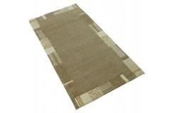 100% welniany ręcznie tkany dywan Nepal Premium naturalny 70x140cm klasyczny