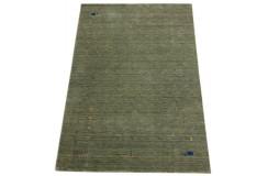 Ekskluzywny dywan Gabbeh Loribaft Indie 170x240cm 100% wełniany kolorowy z deseniem etniczny