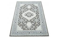 Dywan Persian Modern 100% wełniany 160x230cm z Indii kwiatowy tradycyjny