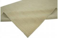 100% Welniany ręcznie tkany dywan Nepal Premium natural 200x300cm beż brąz