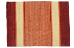 Kolorowy ekskluzywny dywan Gabbeh Loribaft Indie 170x240cm 100% wełniany kolorowy