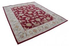 Gruby, masywny 30kg  dywan z wełny owczej Persian Ziegler ok 250x300cm