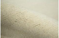 100% welniany ręcznie tkany dywan Nepal Tybet 160x230cm gładki jasny