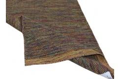 Kolorowy kilim nowoczesny durry 100% wełniany dywan płasko tkany 120x180cm dwustronny Indie