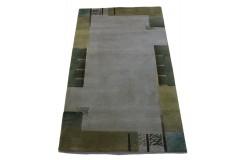 Dywan wełniany Wissenbach Patana Sepzial 1044 zielony 90x160cm jakość