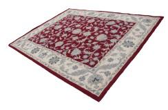 Czerwony klasyczny 100% wełniany dywan Persian Ziegler 240x300cm Indie