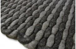 Luksusowy dywan Brinker Carpets IBI5 Calvari 160x230cm 100% wełna owcza filcowana zaplatana