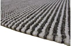 Płasko tkany dywan Brinker Carpets Sunshine Marble 170x230cm 100% wełna owcza filcowana zaplatany wart 3 670 zł