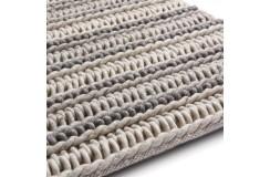 Płasko tkany dywan Brinker Carpets Nantoux 170x230cm 100% wełna owcza filcowana zaplatany wart 3 670 zł