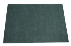Niebieski ekskluzywny dywan Gabbeh Loribaft Indie 200x300cm 100% wełniany